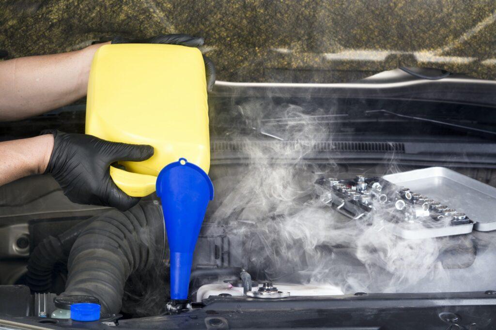 Κύκλωμα ψύξης αυτοκινήτου : υπερθέρμανση Βεντιλατέρ