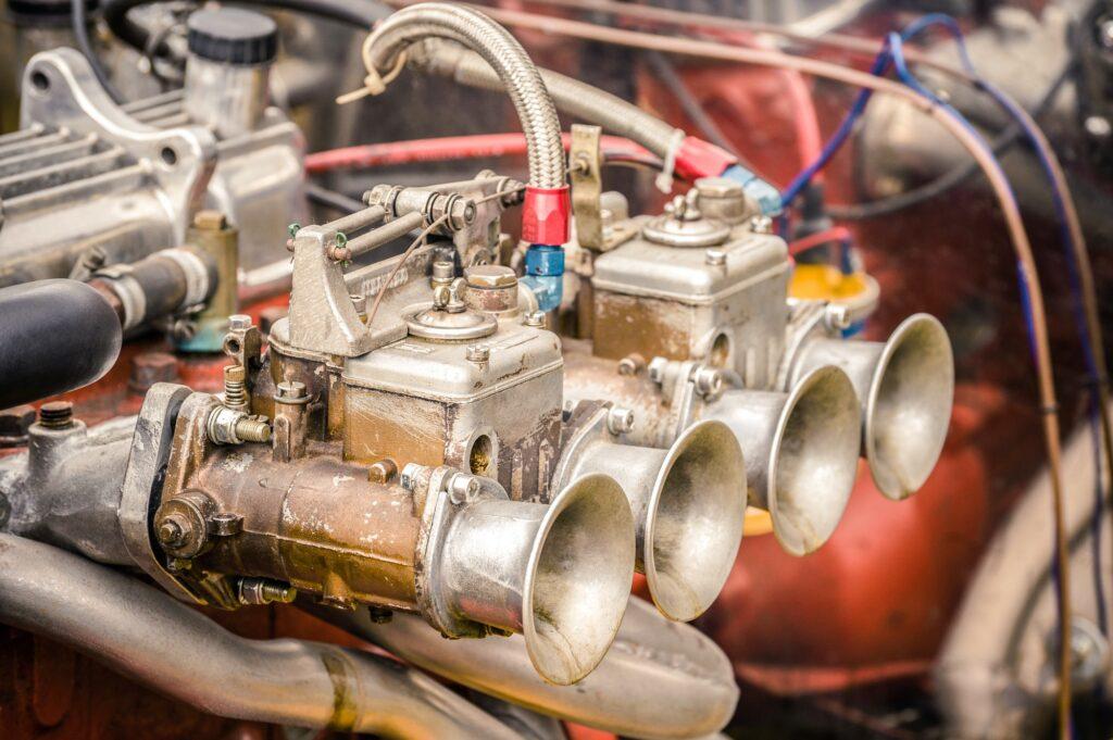 vintage carburetor